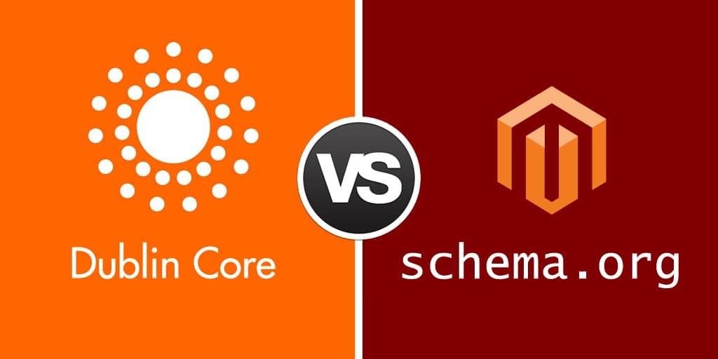 Dublin Core vs schema