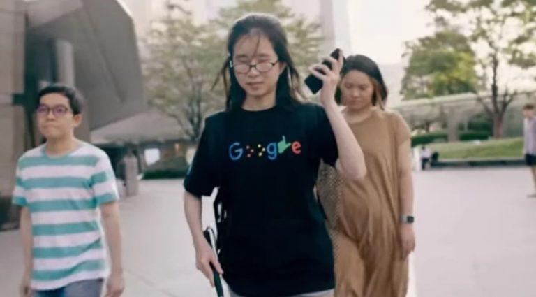 A Google Maps hangutasításokkal segíti a látássérülteket