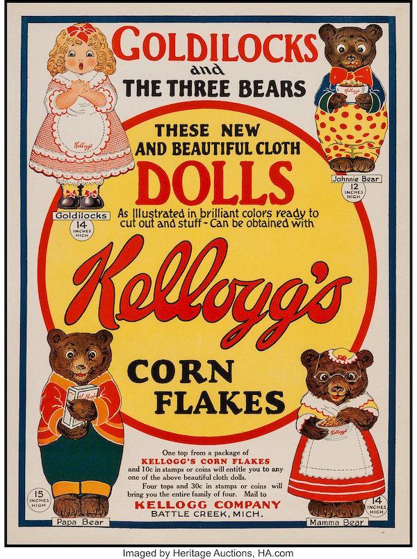 A Kellog's, megduplázta a hirdetésekre szánt kiadásokat és rövid időn belül 30%-os növekedést tapasztaltak