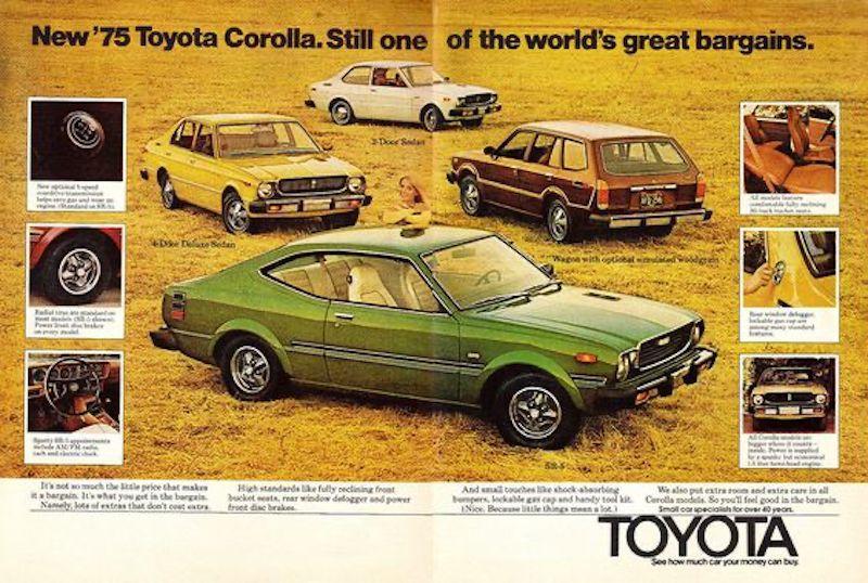 A Toyota nem engedett a marketingköltség csökkentésének a csábítására